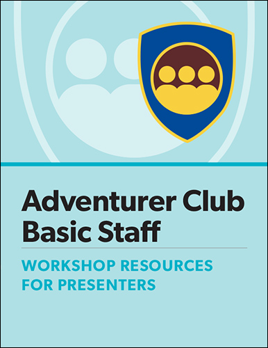 Basic Staff Presenter's Manual